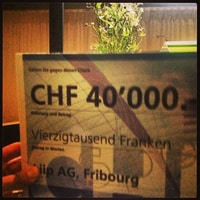 we made 2nd place at the ZKB Nachhaltigkeitspreis. awesome ;)