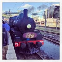 Australian Steam Train
