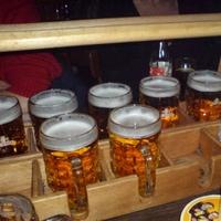 At bierhalle wolf ...