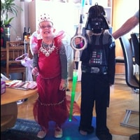 vader vs. princess
