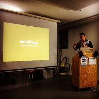@upfrontIO at today's @webtuesday