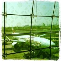 Dubai Airport. Free WiFi ;)