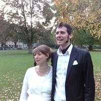 at martina and fabio's wedding