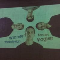 fabian on a big screen @ informatica08 (updated)