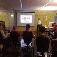workshop @liip with @s_bergmann