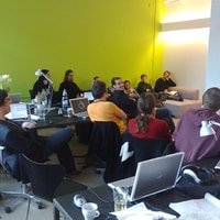 full house @ liip fribourg