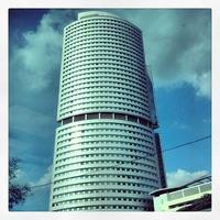 skyscraper in Kuala Lumpur