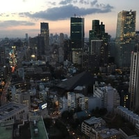 Down town Tokyo