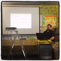 Liip tech talk: @lapistano talking about the ProxyObject