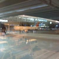 zurich airport -  minus 1 degree