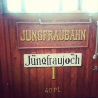 Old school junfgraubahn