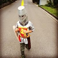 J, the knight.