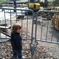at the Zoo #bagger