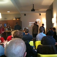 at webtuesday at. @localch