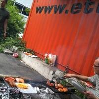 urban grilling