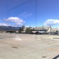 arrived at bariloche