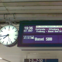 Why is the deutsche bahn never on time?
