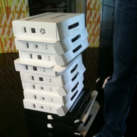 the Apple Tower