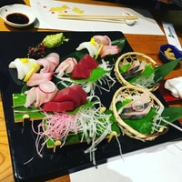 Oishi sashimi
