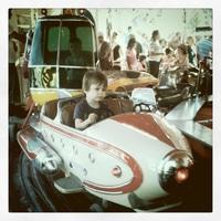 rocketcar