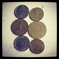 looks like I'm a hoarder ;) #longgonecurrencies