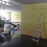 new wall :)