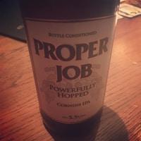 Proper Job.