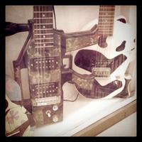 aggro and sad panda guitar
