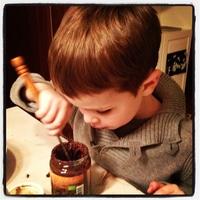 fondue Joshua edition.
