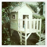 finished. J has his own home now ;) #realwork